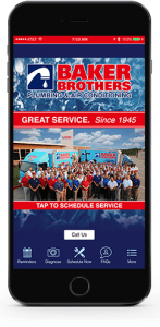 Baker Brothers Mobile App