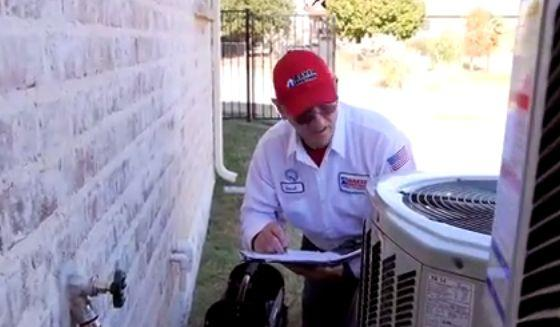 Baker Brothers Dallas Air Conditioner Checklist For Month Of May