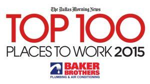 Dallas Morning News Top 100 Places to Work for 2015