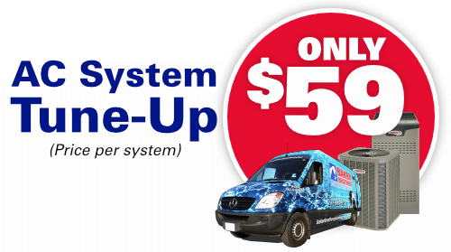 AC System Tune-up, Only $59