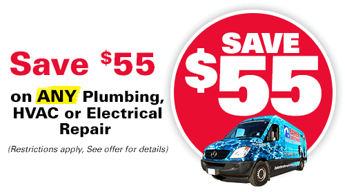 Save $55 on Any Service