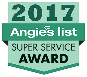 Baker Brothers Earns Esteemed Angie's List Super Service Award for the Ninth Time