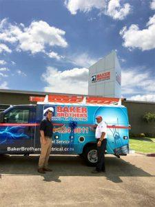 Baker Brothers Electrical Services