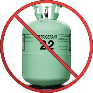 EPA BAN of R-22 Refrigerant by 2020