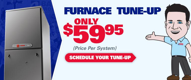 $59.95 Furnace Tune-up