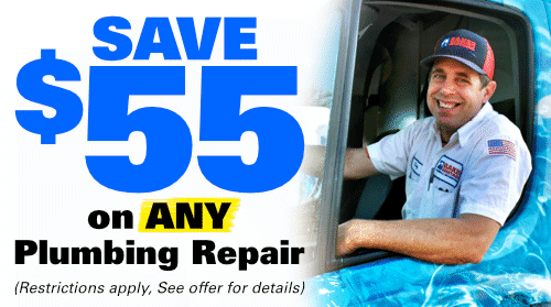 $55 Off Any Plumbing Repair