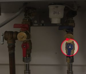 Turn Off Tankless Water Heater