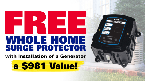 Free Whole-Home Surge Protector